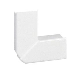 Угол плоский Legrand 60х16/20 для мини-плинтуса белый