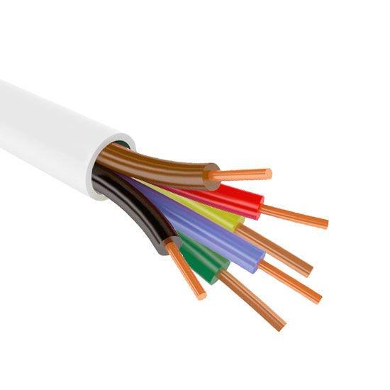 Кабель КСПВ  6х0,5, телефонный кабель
