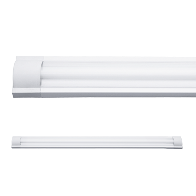 Светильник под светодиодную лампу SPO-405-1Т8-1200 230В LED-Т8 G13 IP40 1200 мм NEOX, Линейные светильники