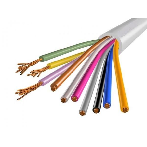 Кабель КСПВ 10х0,4, телефонный кабель