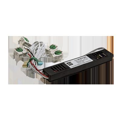 ЭПРА MК-В4 2х40Вт для люминесцентных ламп с держателем, Пускорегулирующие устройства
