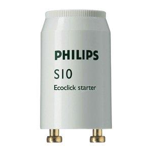 Стартер S10 4-65W 220-240V PHILIPS, Пускорегулирующие устройства