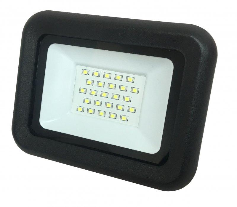 Прожектор СДО-07-30-65 светодиодный черный IP65 NEOX, прожекторы
