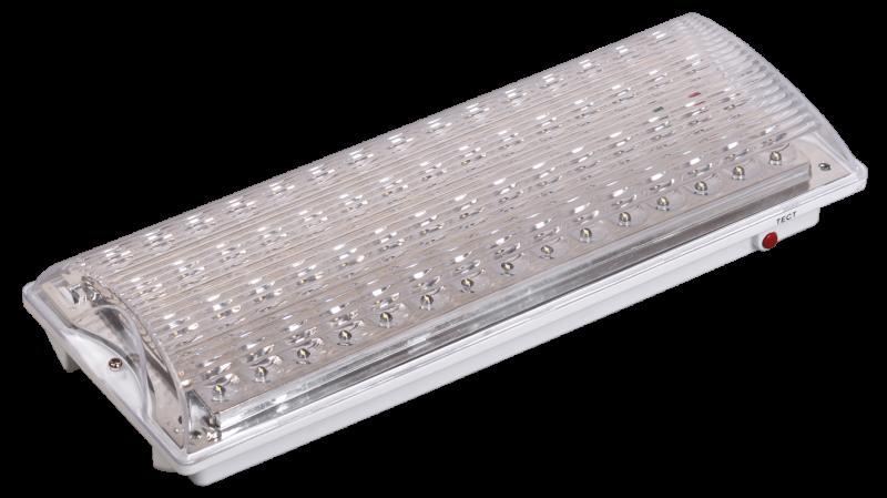 Светильник аварийный ДПА 2104, аккумулятор, 4ч, 60LED IP20 IEK, Аварийные и аккумуляторные светильники
