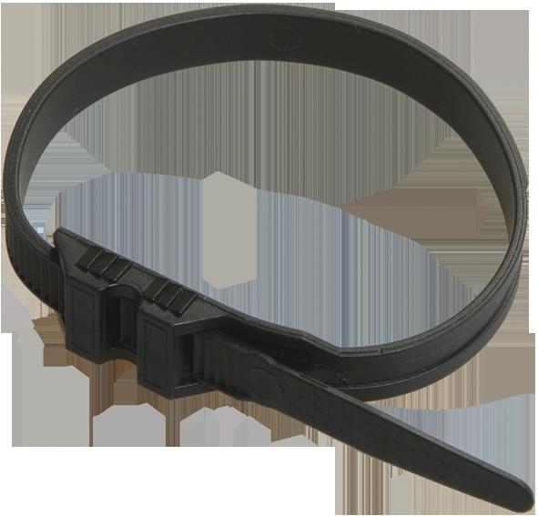Хомут для СИП IEK ХС-360 (100 шт/упак), Арматура к проводу СИП