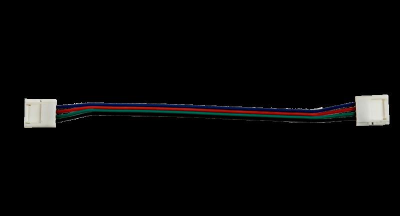 Соединитель LS50-RGB-CС 20см со шнуром IN HOME