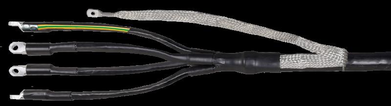 Муфта ПКВ(Н)тпбэ 4х70/120 б/н ППД ПВХ/СПЭ изоляция 1кВ IEK, Муфты кабельные