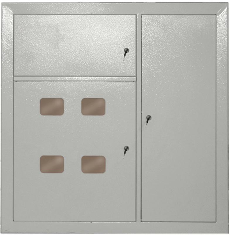 Корпус металлический ЩЭ-4-6 36 УХЛ3 IP31