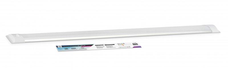 Светильник светодиодный SPO-108Д-PRO 36Вт 230В 6500К 2700Лм 1200мм  с датчиком движения IP40 LLT, Линейные светильники