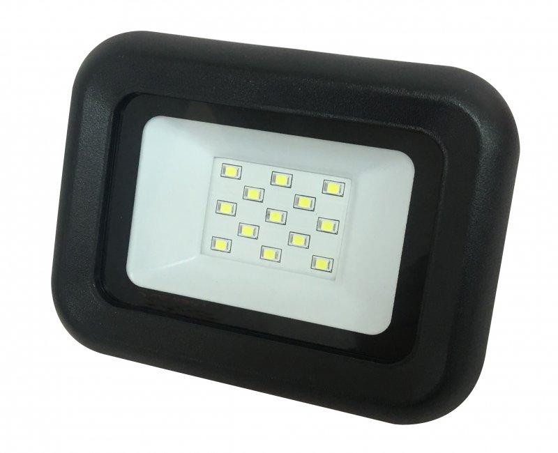Прожектор СДО-07-10-65 светодиодный черный IP65 NEOX, прожекторы