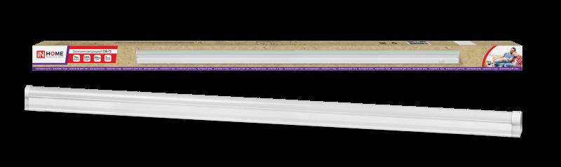 Светильник светодиодный СПБ-Т5 7Вт 6500К 230В 630лм 600мм IN HOME, Линейные светильники