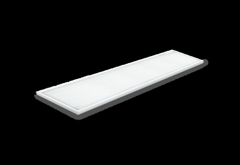 Панель светодиодная LPU-01-ПРИЗМА-PRO 72Вт 230В 6500K 5200Лм 180х1195х19мм белая IP40 LLT , Светодиодные панели