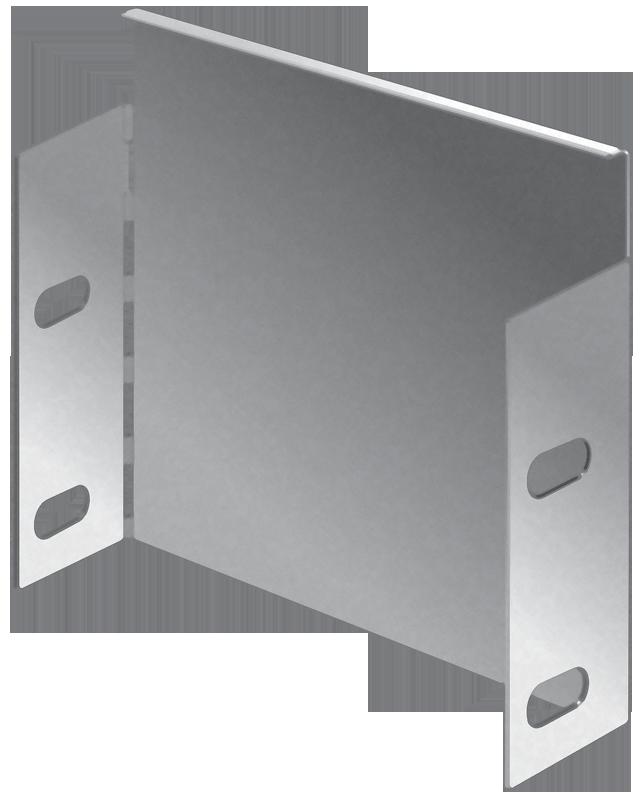Монтажный перфорированный профиль IEK 2000 CLM50D-PPP-200-25 (CLP1Z-050-20)