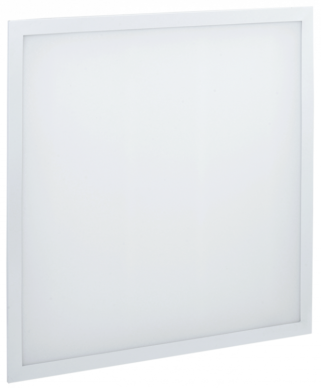 Светильник светодиодный ДВО 6560-O 36Вт 6500К 595х595х20 опал IEK, Офисные светодиодные панели