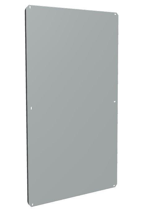 Монтажная панель 1,5мм для ЩРНМ-6 EKF PROxima, Корпуса ВРУ и аксессуары