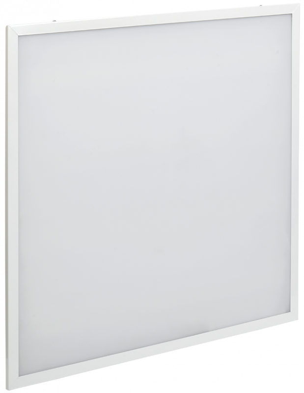 Светильник светодиодный ДВО 6561-О 36Вт 4000К 595х595х20 опал IEK, Светодиодные панели