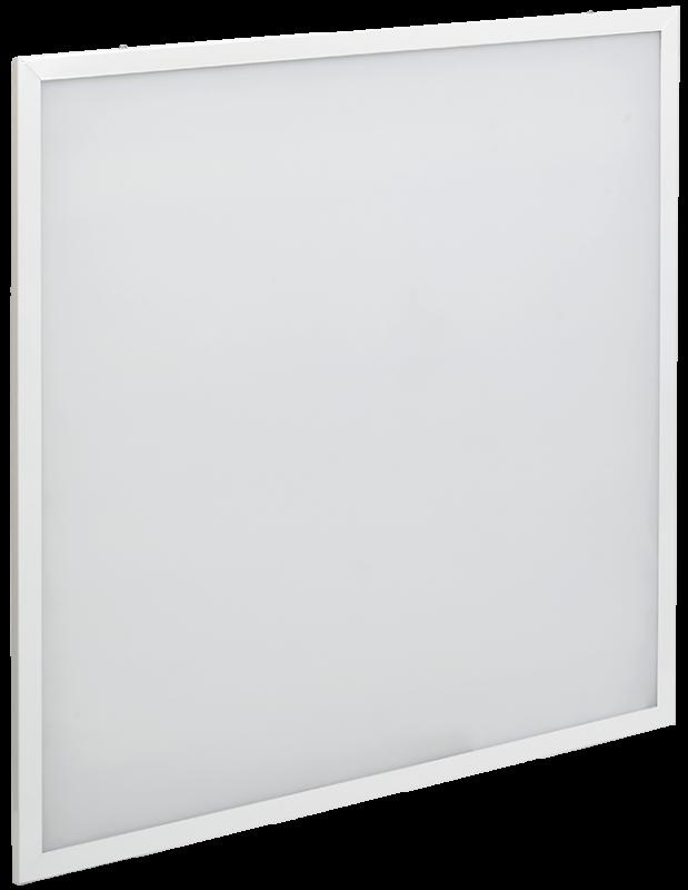 Светильник светодиодный ДВО 6561-О 36Вт 4000К 595х595х20 опал IEK, Офисные светодиодные панели