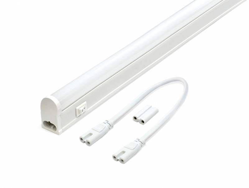 Светильник светодиодный СПБ-Т5 10Вт 4000К 230В 900лм 900мм IN HOME, Линейные светильники