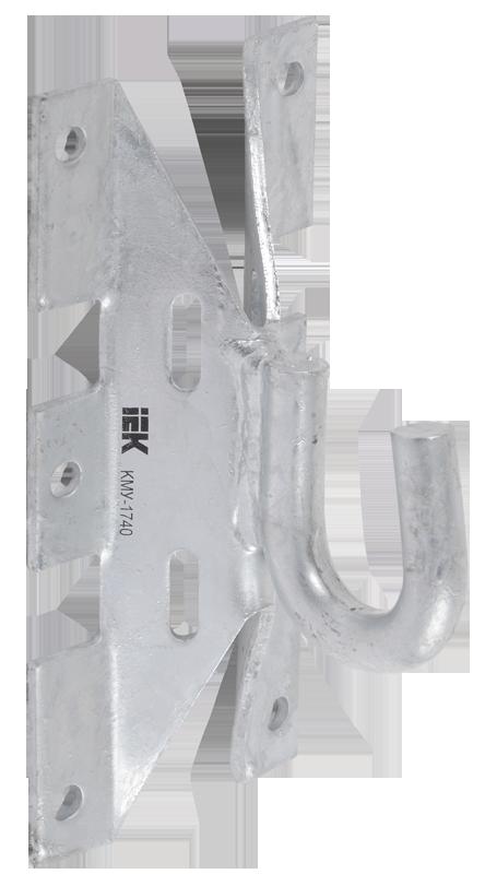 Крюк универсальный КМУ-1740 (SOT76) IEK, Арматура к проводу СИП