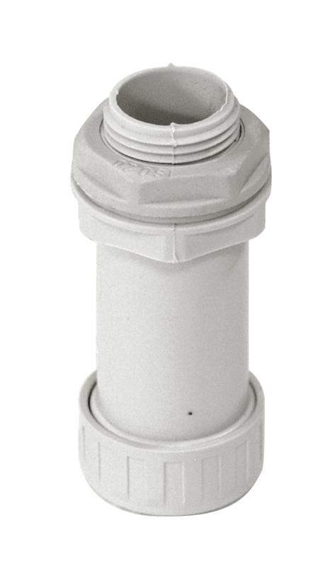 Муфта труба-коробка IP65 BS20 IEK, Муфты кабельные