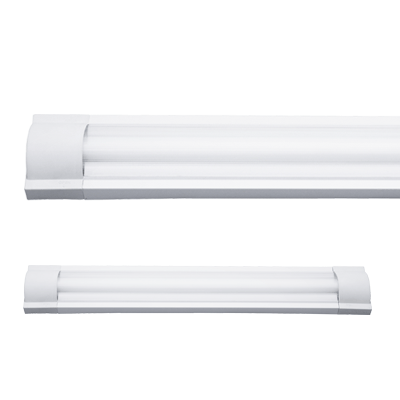 Светильник под светодиодную лампу SPO-405-1Т8-600 230В LED-Т8 G13 IP40 600 мм NEOX, Линейные светильники