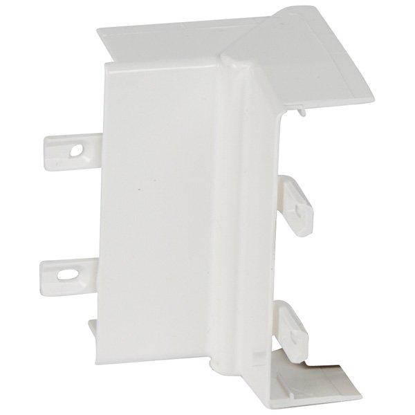 Угол внутренний Legrand 60х16/20 для мини-плинтуса белый