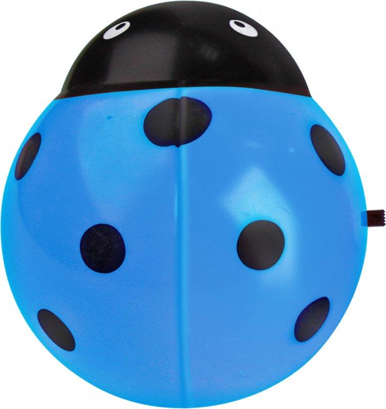 Ночник светодиодный NLA 07-BB ЖУЧОК синий с выключателем 230В IN HOME, Ночники светодиодные