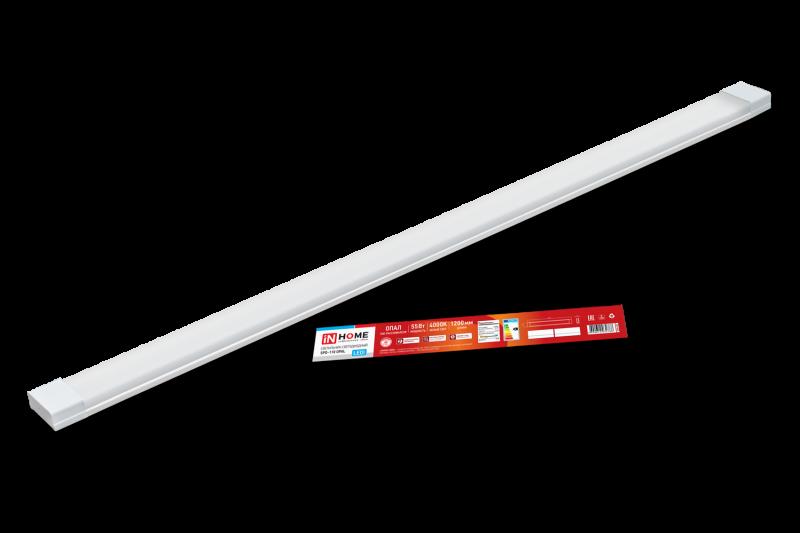Светильник светодиодный SPO-110 OPAL 55Вт 230В 4000К 4120Лм 1200мм IP40 IN HOME, Линейные светильники