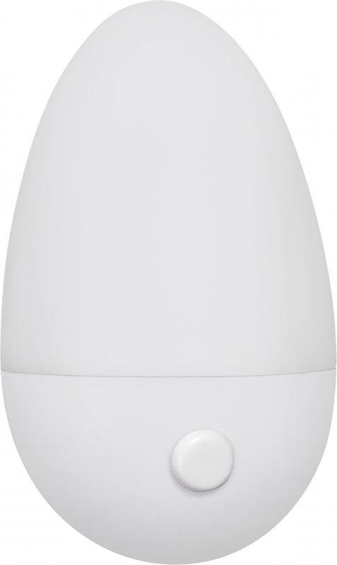 Ночник светодиодный NLE 06-LW белый с выключателем 230В IN HOME, Ночники светодиодные