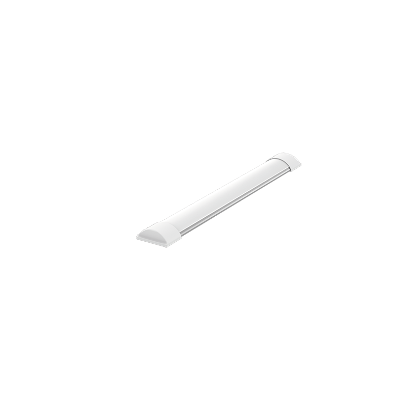 Светильник светодиодный LED 18Вт 4000K 596х75х25 мм IP20 GAUSS, Линейные светильники