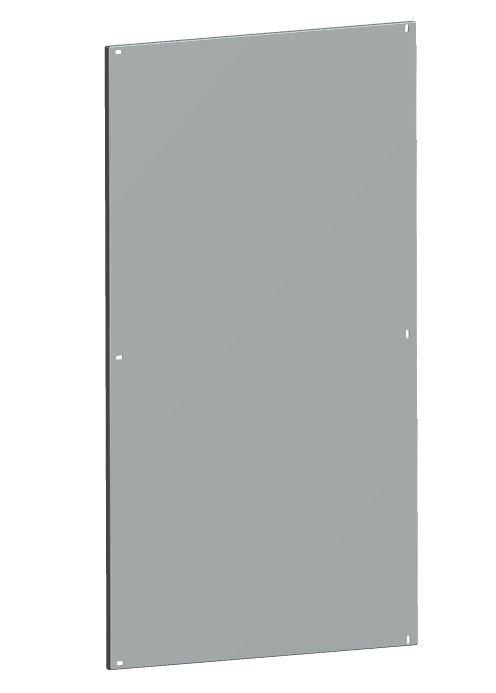 Монтажная панель 1мм для ЩРНМ-6 EKF Basic, Корпуса ВРУ и аксессуары