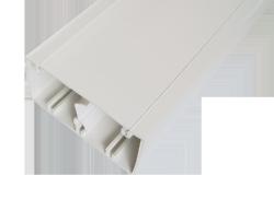 Кабель-канал SPL 100х50х2000мм с крышкой белый