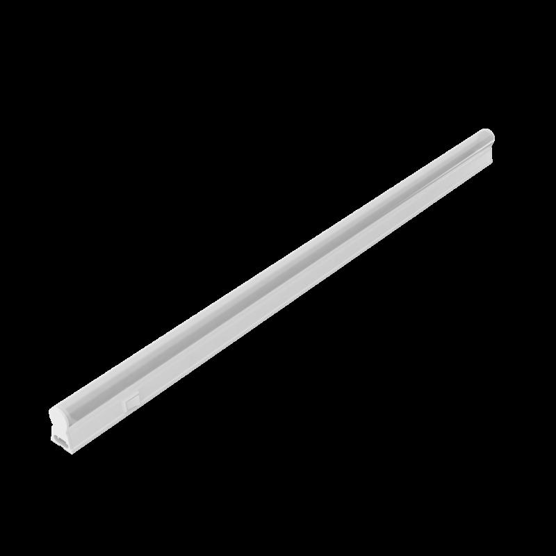 Светильник светодиодный LED-TL 10Вт 572х25х36 4000K 720Лм линейный Black GAUSS матовый, Линейные светильники
