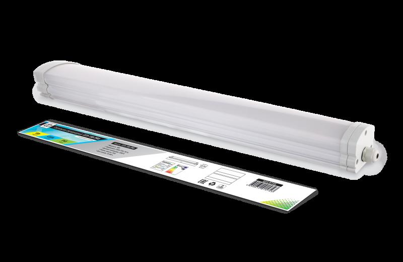 Светильник светодиодный герметичный ССП-158-PRO 18Вт 230В 4000К 1200Лм 570мм IP65 LLT, Промышленные светильники