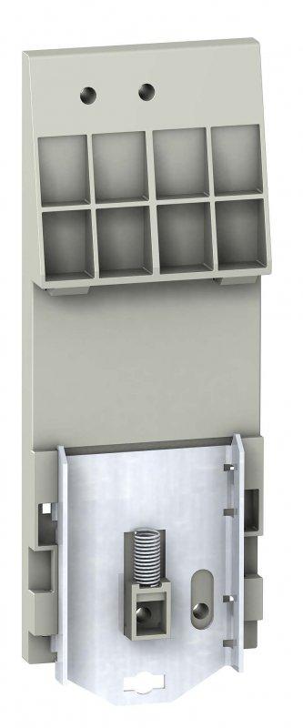 Переходник для устройства EZC100 на DIN-рейку Schneider Electric, Силовые автоматические выключатели