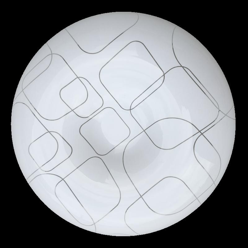 Светильник светодиодный серии DECO 21Вт 230В 4000К 1400лм 350мм ГЛОРИЯ IN HOME, Декоративные светильники