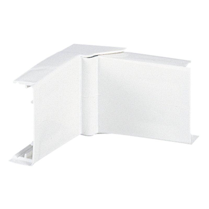 Угол внутренний/внешний Legrand 40х20 для мини-плинтуса белый