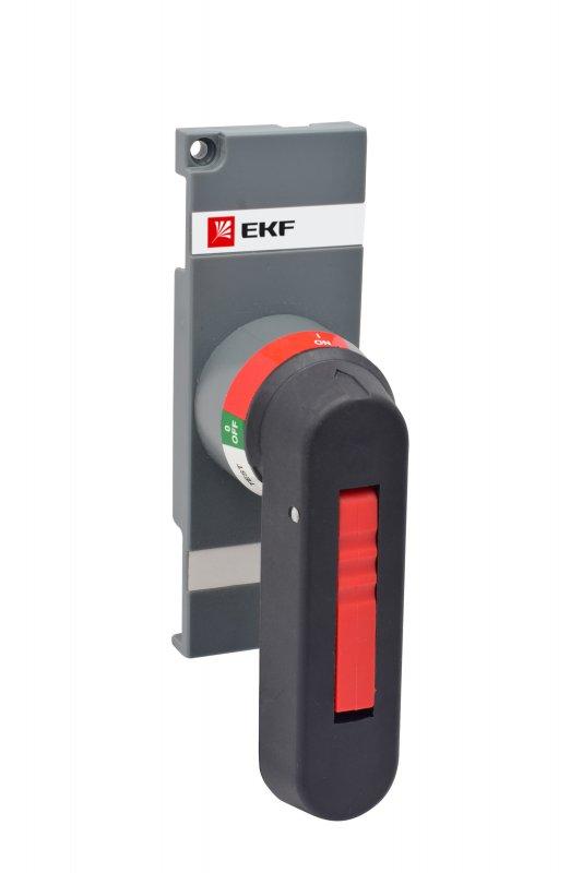 Рукоятка управления для прямой установки на рубильники TwinBlock 315-400А EKF PROxima, Рубильники и разъединители