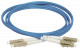 ITK Оптический шнур (патч-корд), MM, 50/125 (OM4), LC/UPC-LC/UPC,(Duplex),1м, кабель витая пара