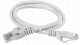 ITK Коммутационный шнур (патч-корд), кат.5Е UTP, 0,2м, серый, кабель витая пара