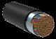 ITK Витая пара F/UTP кат.5E 25х2х24AWG LDPE черный (305м), кабель витая пара