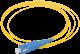 ITK Оптический шнур (патч-корд), пигтеил, (SM), 9/125 (OS2), SC/UPC, LSZH, 1,5м, кабель витая пара