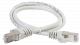 ITK Коммутационный шнур (патч-корд), кат.6 FTP, LSZH, 5м, серый, кабель витая пара