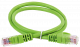 ITK Коммутационный шнур (патч-корд), кат.5Е UTP, 0,5м, зеленый, коммутационный шнур