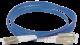 ITK Оптический шнур (патч-корд), MM, 50/125 (OM4), LC/UPC-SC/UPC,(Duplex),3м, кабель витая пара