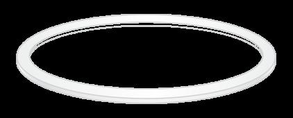 Кольцо пластиковое для светильника GX53R (10шт в упаковке) IN HOME, Точечные светильники