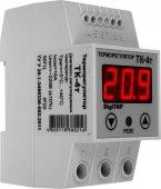 Терморегулятор DigiTOP ТК-4т +5 +40оС 16А, Реле тепловые