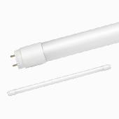 Лампа светодиодная LED-T8R-M-PRO 10Вт 230В G13R 6500К 800Лм 600мм матовая поворотная IN HOME, Лампы LED-T8