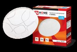 Светильник светодиодный серии DECO 18Вт 230В 4000К 1170лм 230х55мм ГЛОРИЯ IN HOME, Потолочные светильники