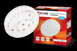Светильник светодиодный серии DECO 18Вт 230В 4000К 1170лм 230х55мм СОЗВЕЗДИЕ IN HOME, Потолочные светильники